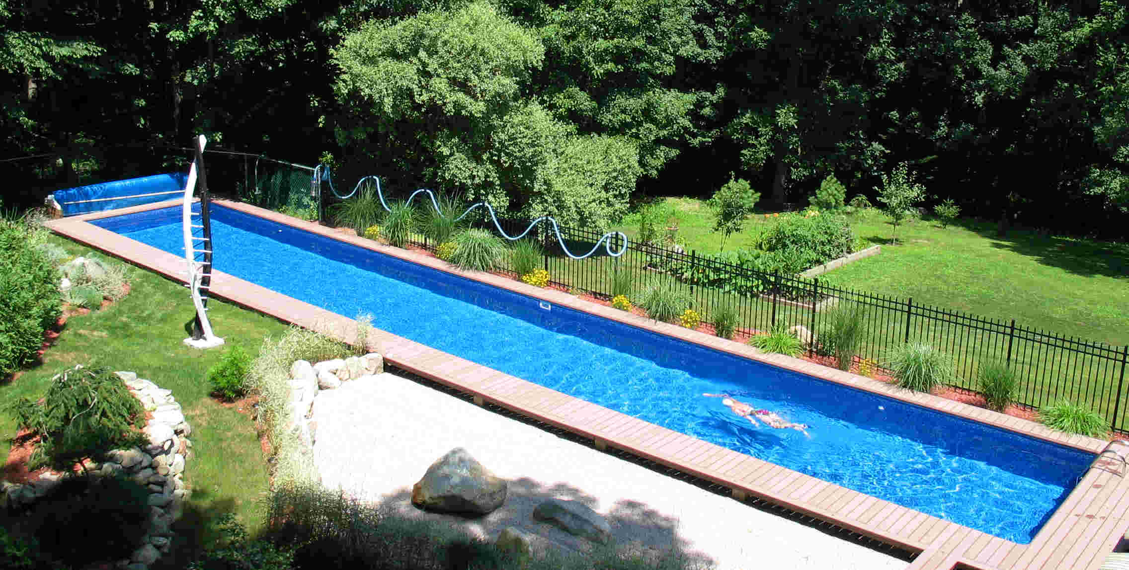 build your own lap pool impressive build your own lap pool