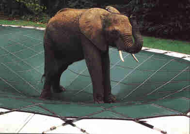 Loop loc swimming pool winter covers for Swimming pool winter cover anchors