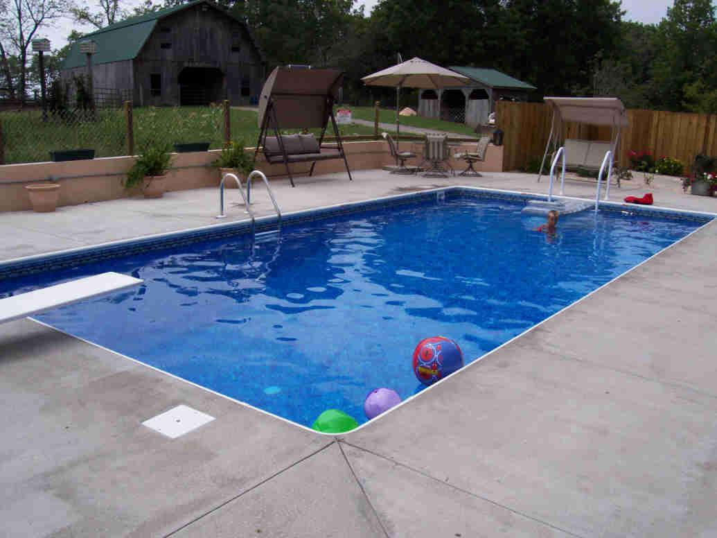 Clark Diy Pool