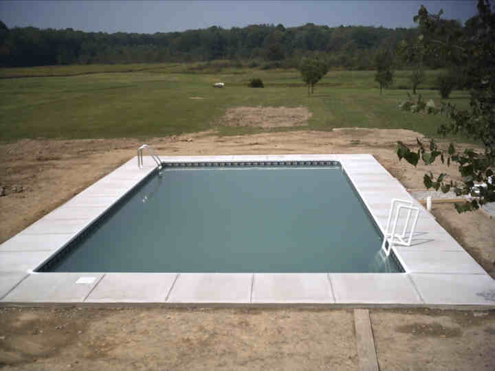 Diy Inground Pool >> Diy Inground Swimming Pools